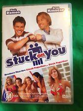 Stuck on You dvd staring Matt Damon & Greg Kinnear