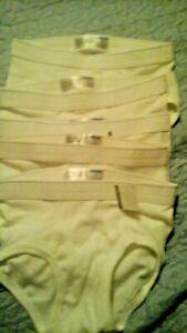Gildan, boys underwear white briefs, singles sizes, 4,6,8,10,12,14, 16, 18 NWOT