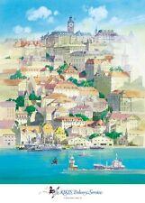 Studio Ghibli Kiki's Delivery Service Jigsaw Puzzle 500 pcs 38cm×53cm