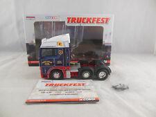 Corgi Truckfest CC15203 MAN TGX (XLX) Robert Laidlaw Haulage Falkirk Scale 1:50