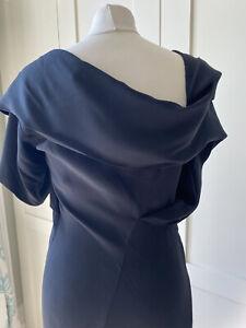 Vivienne Westwood Amnesia Crepe  Dress 44/12