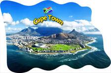 Kapstadt Cape Town Südafrika Fridge Magnet Flagge Fahne Epoxid Reise Souvenir