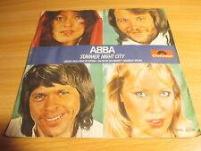 70er Jahre - Abba - Summer Night City