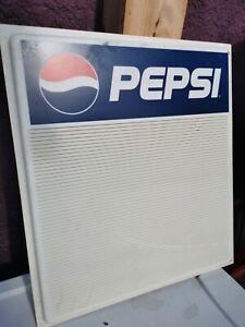 Pepsi Menu Board