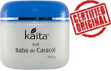 Crema Baba Caracol Gel 100g(3.5oz)100% Original Regenerador de Piel Acne Estrias