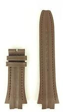 Breil Milano Eros BW0416 Brown Watch Strap Genuine Calf Leather Tim Man E Band