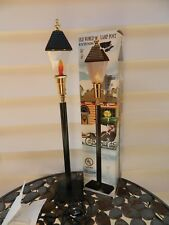 "Telco Old World Lamp Post Extends 24"" to 30 "" w/ Original Box"