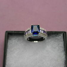 Claw Sapphire Fine Rings
