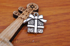 10pcs 15*17mm Charm christmas gift pendant Diy Jewelry Making For Bracelet 7180