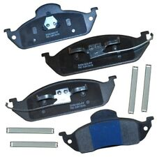 Disc Brake Pad Set-Stop Semi-Metallic Brake Pad Front Bendix SBM760