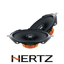 "HERTZ DIECI DCX570.3 5"" X 7"" 120W WATT 2 WAY COAXIAL CHEAP CAR SPEAKERS KIT"