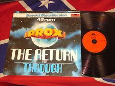 "12""  PROX - the return    1979"