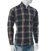 Jack & Jones Core Sanforized Men's Card Shirt Long Sleeve Size M top Genuine