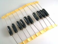 Welwyn W22 7W Wirewound Vitreous Enamel Resistor 2R2Ω 5% Tol 10 pieces OM0414c