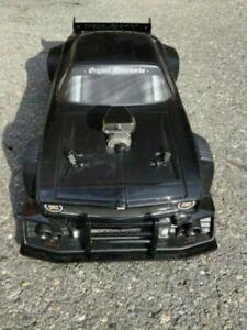 Arrma Felony Crash Bumper Powdercoated Black Made In USA