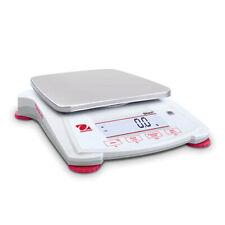Ohaus SPX6201 Scout Portable Balance, 6200 g Cap., 0.1 g Readability