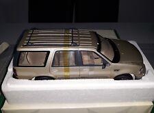 UT Models 1/18 Ford Expedition Regular XLT  metallic gold 22716
