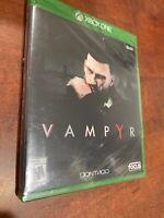 NEW Vampyr (Microsoft Xbox One). Sealed, Free Shipping!!!