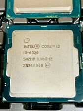 Intel® Core™ i3-6320 Processor (4M Cache, 3.90 GHz) SR2H9