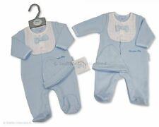 Baby boys spanish style handsome boy baby grow hat set newborn 0-3 3-6 months