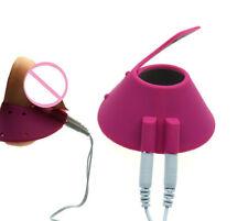 HOT Men Ball Stretcher Scrotum Ring E-Stim Part Electro Shocking accessories