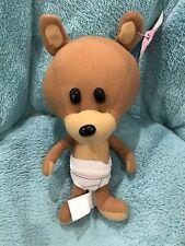 Toy Network 10 inch plush doll Jim Benton's JUST JIMMY