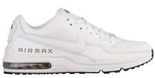 NUOVO da uomo NIKE AIR MAX LTD 3 Premium Scarpe Numeri: 6 colori: Summit Bianco