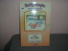 Box/Cassette/Matching Book for your Vintage Teddy Ruxpin;Teddy Ruxpin Lullabies.