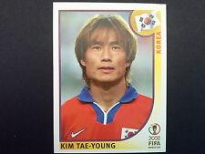 FIGURINE PANINI WORLD CUP KOREA JAPAN 2002 - N.244 KIM TAE-YOUNG KOREA
