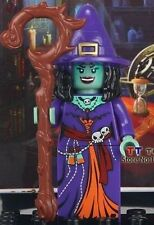 Halloween Witch Custom City minifigure figure toy Ghost Monster