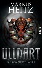 Ulldart - Die komplette Saga (2) - (siehe Auflistung) - Markus Heitz - UNGELESEN