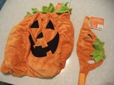 Dog Puppy Halloween Pumpkin Costume Pet Costume for Large Dogs