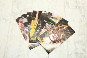 LOT of 9 - Fleer NBA Jam Session NEW YORK KNICKS Cards 1993-1994