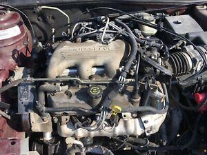 1998 1999 Chevy Malibu Oldsmobile Cutlass 3.1L VIN M 8th Digit ENGINE 86k MILES