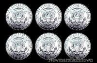 2016 2017 2018 P+D Kennedy Half Dollar Set ~ Coins from Original US Mint Rolls