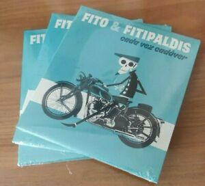 FITO Y FITIPALDIS-Cada Vez Cadaver  CD NEW 2021-ROSENDO-PLATERO