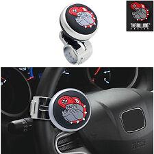 The Bulldog Design Power Handle Car Steering Wheel Spinner accessory Slim Knob G