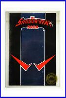 Shadowhawk Saga #1 Ashcan Hero Premiere Comic 1st Print 1993 unread VF