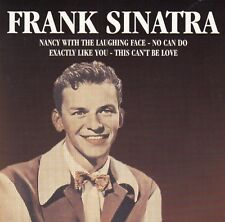 "CD ALBUM   FRANK SINATRA ""NANCY WITH THE LAUGHING FACE"""