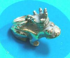 Bracelet R1 Frog Prince Sterling Silver Vintage Charm