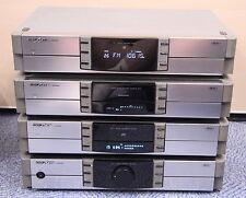 GRUNDIG FineArts IR Stereoanlage Infrarot Komplett Tuner CD Verstärker Kassette