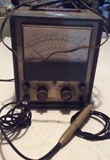 Vintage Eico Professional Volmeter Eico 235 Vtvm