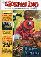 IL GIORNALINO n.11/1970 giusva fioravanti al bano annibale tom berry dev bardai
