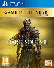 Dark Souls 3 Le feu s'efface (Playstation 4) New & Sealed
