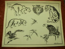 1983 Spaulding & Rogers Flash Art Forest Creatures Page 694