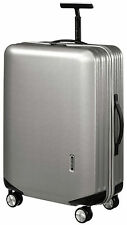 "Samsonite Inova Hardside 28"" 4 Wheeled Spinner Upright Luggage - Brushed Silver"