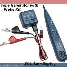 Fluke Networks Hc-26000-900 Pro 3000 Tone Generator Probe Kit Cable Phone Toner