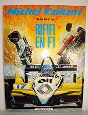 BD MICHEL VAILLANT JEAN GRATON  1982 - RIFIFI EN F1