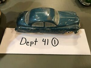 VINTAGE RARE NATIONAL PRODUCTS Buick Mariner Blue Sedan DEALER PROMO CAR