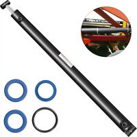 """2.5x24 Hydraulic Cylinder Welded Double Acting 2.5"""" Bore 24"""" Stroke Cross Tube"""